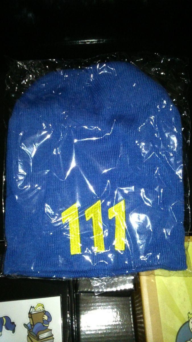 Bonnet de l'Abri 111 - Box Fallout 4