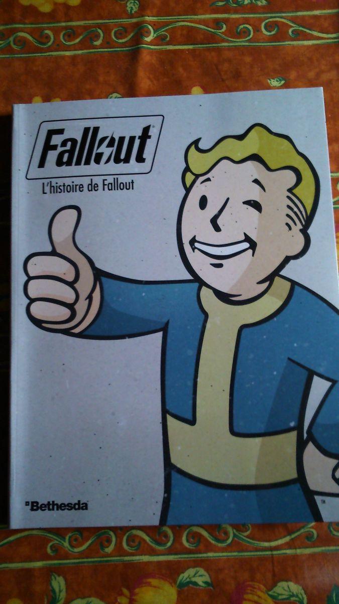 L'Histoire de Fallout (magazine)