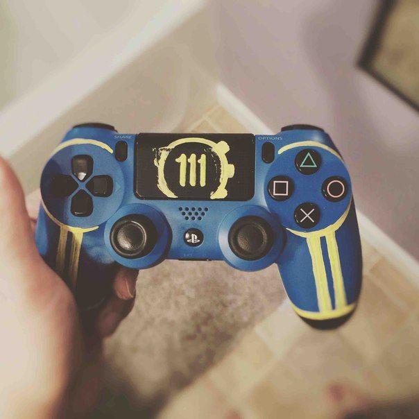 Pad PS4 Fallout 4