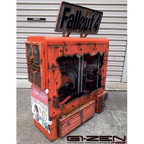 Tour Fallout 4
