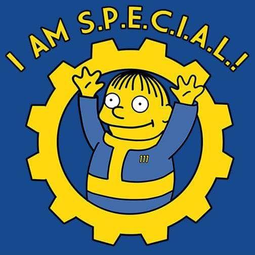 Je suis S.P.E.C.A.L !
