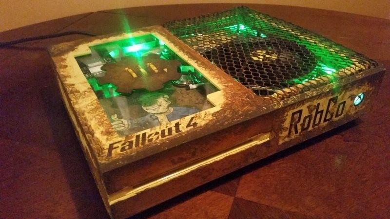 Xbox Custom Robco