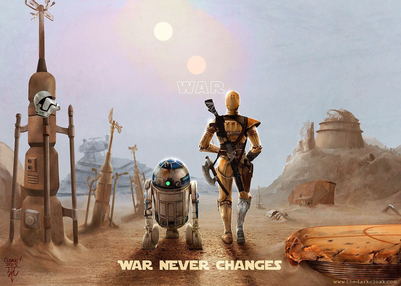 Crossover Star Wars Fallout