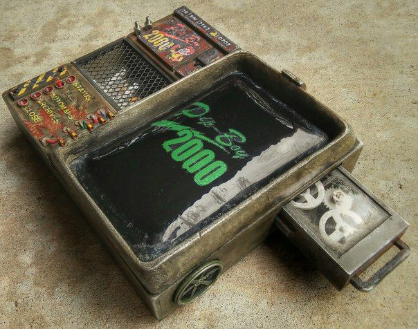 Pip Boy 2000 IRL